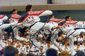 Joel - USA Taekwondo Team